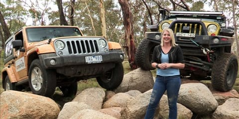 Jeep Wrangler Review: off-road with the special edition Freedom