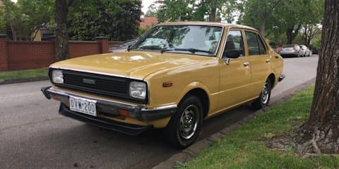 1980年丰田花冠CS评测
