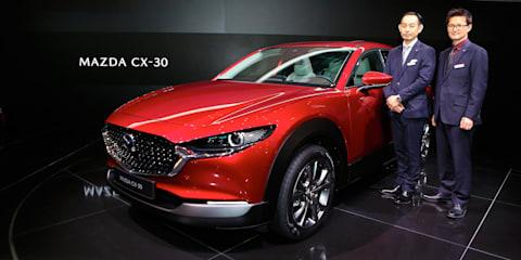 2020 Mazda CX-30 revealed, Australian launch due next year