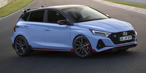 2021 Hyundai i20 N revealed, due in Australia early next year