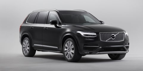 Volvo XC90 Armoured revealed