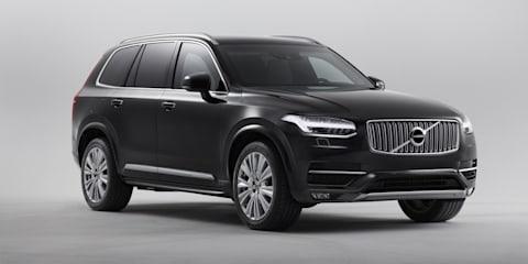 Volvo XC90 Armoured revealed