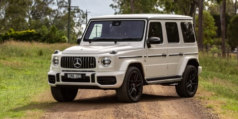Mercedes-AMG G63 high-performance SUV recalled
