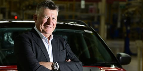 Fiat Chrysler Australia appoints new managing director