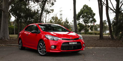 2014 Kia Cerato Koup Turbo Speed Date