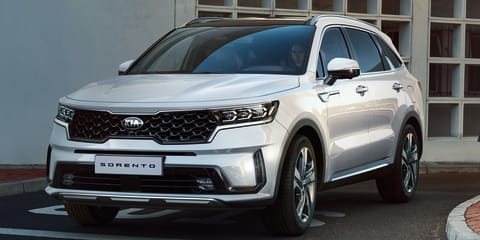 2021 Kia Sorento officially revealed