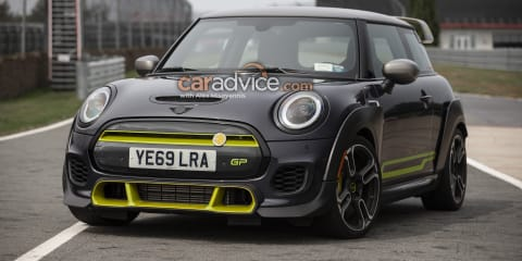 All-electric Mini John Cooper Works GP confirmed for production