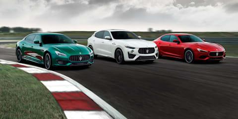 2021 Maserati Ghibli Trofeo, Quattroporte Trofeo revealed