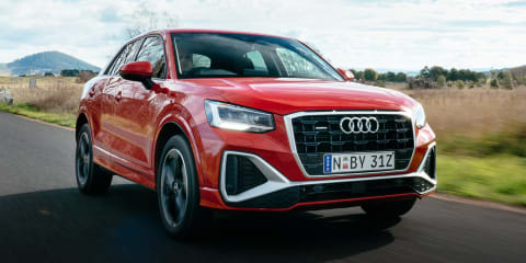 Video: 2021 Audi Q2 review: 35TFSI and 40TFSI quattro S-Line