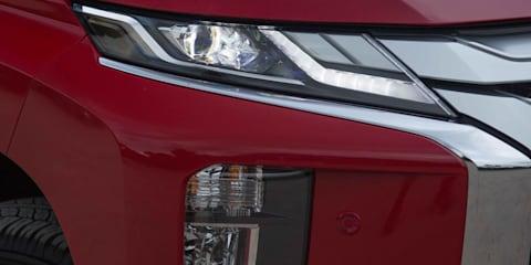 2021 Mitsubishi Triton GLS 4x4 dual-cab review