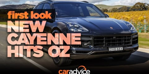 2018 Porsche Cayenne review: First look at Australian range