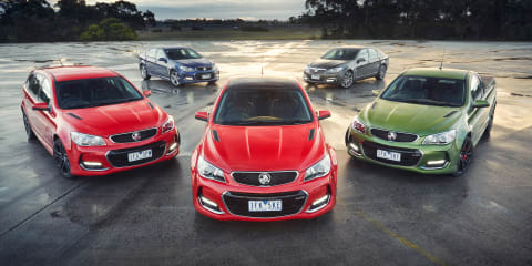 Holden Commodore LS3 V8 fuel injector dramas