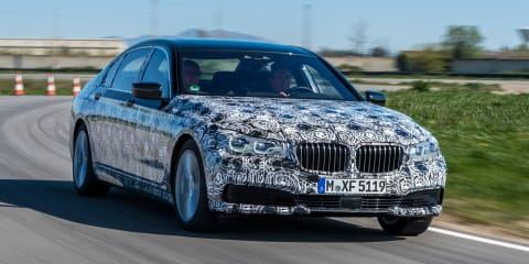 2016 BMW 7 Series :: First details