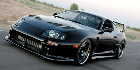 Toyota Supra name likely for resurrection