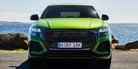 2021 Audi RS Q8 price and specs