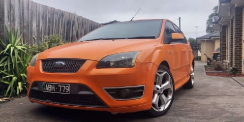 2006 Ford Focus XR5 Turbo review