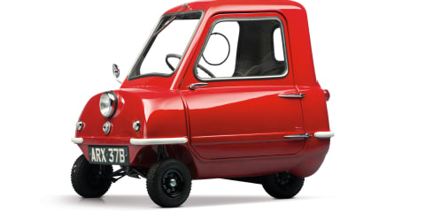 The smallest car ever made
