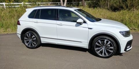 2017 Volkswagen Tiguan 162 TSI Highline review