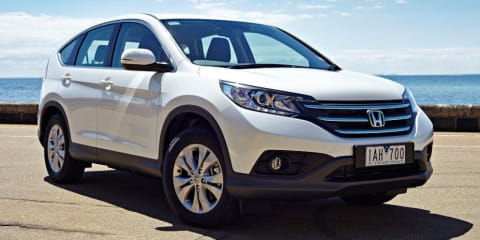 Honda CR-V Diesel launches from $38,220