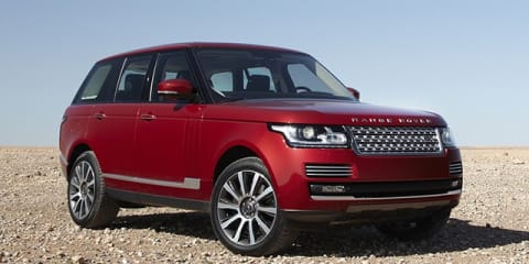 2013 Range Rover Video Review
