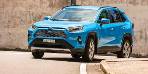 2022 Toyota RAV4 updates announced, Australian launch due early 2022