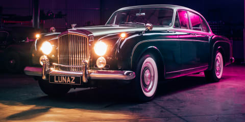 Lunaz offers electric conversions for Bentley S3 Continental Flying Spur