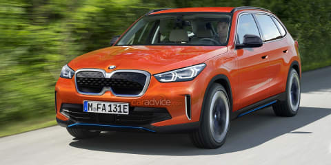 2022 BMW iX1: Baby electric SUV imagined