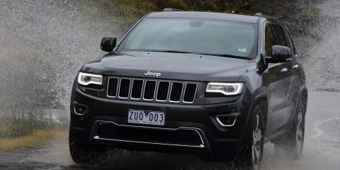 Jeep Grand Cherokee : Global recall over fire risk - 31,000 Australian cars affected