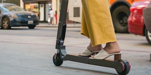 Hyundai reveals electric scooter concept