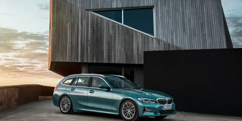 2020 BMW 318i returns to four-cylinder power