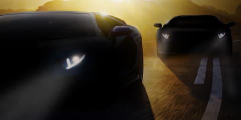 Final Lamborghini Aventador special edition teased ahead of tomorrow's formal unveiling