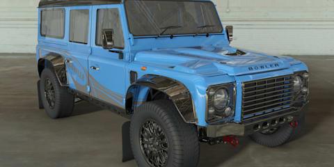 The original Land Rover Defender returns as a Bowler CSP 575