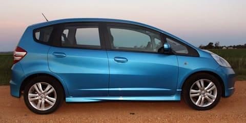2009 Honda Jazz VTi-S review