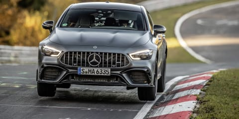 Video: 2021 Mercedes-AMG GT 63 S 4-Door reclaims Nurburgring lap record