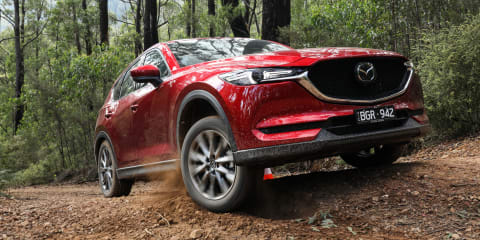 2020 Mazda CX-5 review: Off-road traction assist