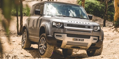 Hydrogen-powered Land Rover Defender prototype to begin testing in 2021, production version still on track