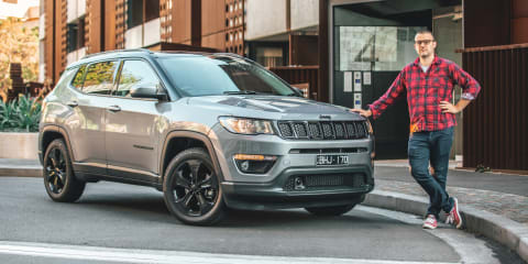2020 Jeep Compass long-term update: Infotainment and tech