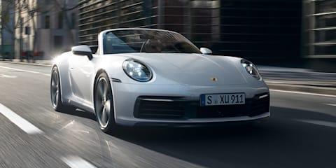 2020 Porsche 911 Carrera 4 pricing and specs