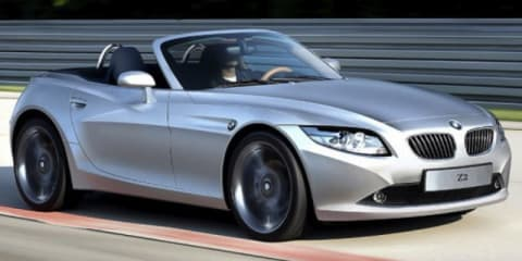 BMW Z2 front-drive sports car coming in 2017 - report