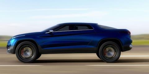 Fiat FCC4 coupe/ute/SUV mashup premieres in Brazil