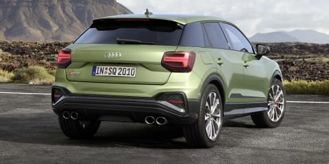 2021 Audi SQ2 revealed, Australian launch timing confirmed