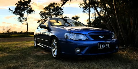 2007 Ford Falcon XR6 review
