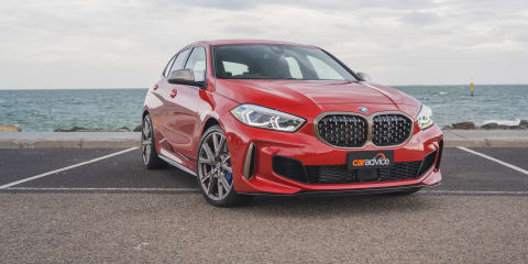 2020 BMW M135i xDrive review