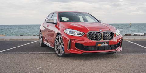 2020 BMW M135i xDrive review