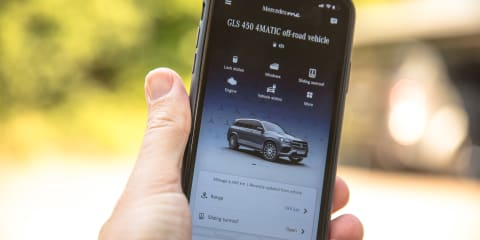 2020 Mercedes-Benz GLS450 long-term review: Technology