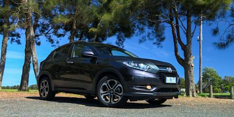 2015 Honda HR-V VTi-L Review