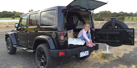 2014 Jeep Wrangler Blackhawk Speed Date