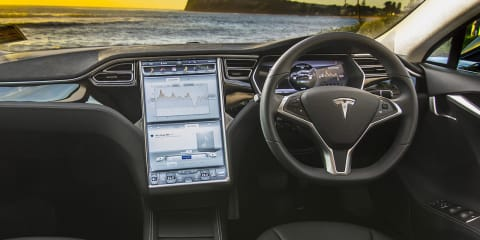 Tesla Model S OTA Software Updates