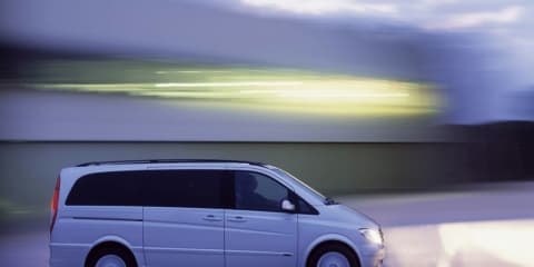 Mercedes-Benz Vito and Viano first to get five star safety