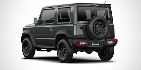 Cheaper 2022 Suzuki Jimny Lite confirmed for Australia, here by August